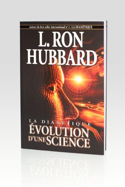 La Dianétique évolution d'une science le livre